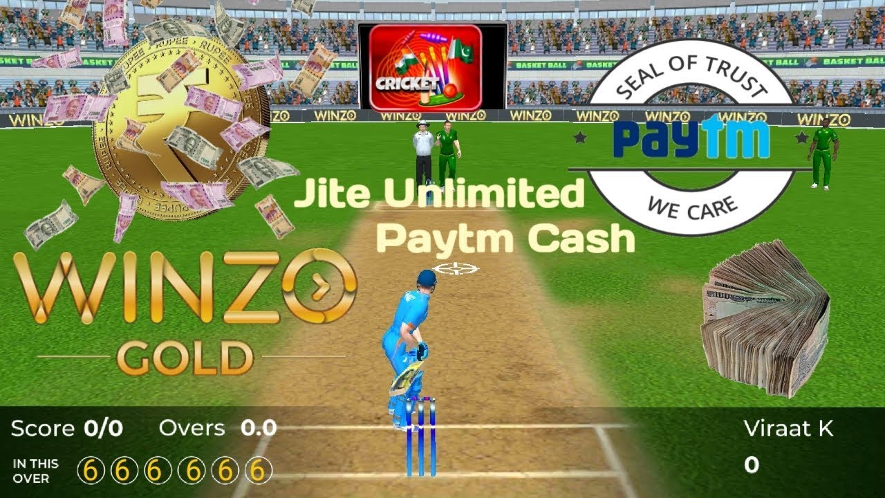 Winzo Gold app 2019 New mod apk download Unlimited Trick Earn Paytm Cash
