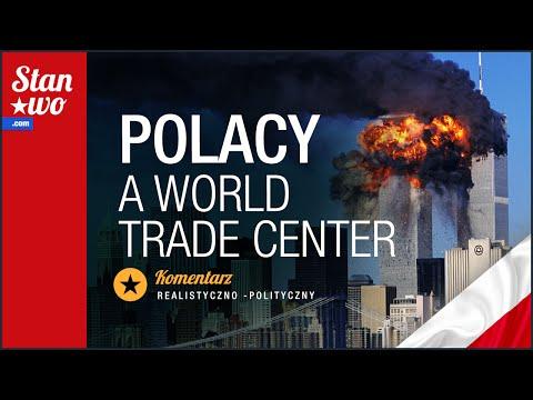 Polacy a World Trade Center - Kim byli Ci, którzy zgineli 11 września 2001.