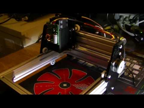 10W Laser Engraver