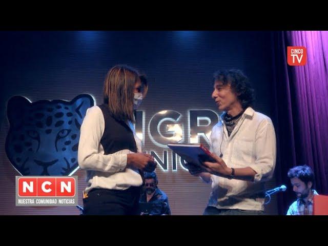 CINCO TV - Cientos de personas disfrutaron del show virtual gratuito de Javier Calamaro en Tigre