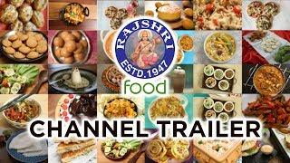 Rajshri Food - Channel Trailer