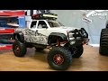 Crawler Teds Garage - Hydro Dipped Komodo , JetBoats , 1:6 Dodge Ram and More !