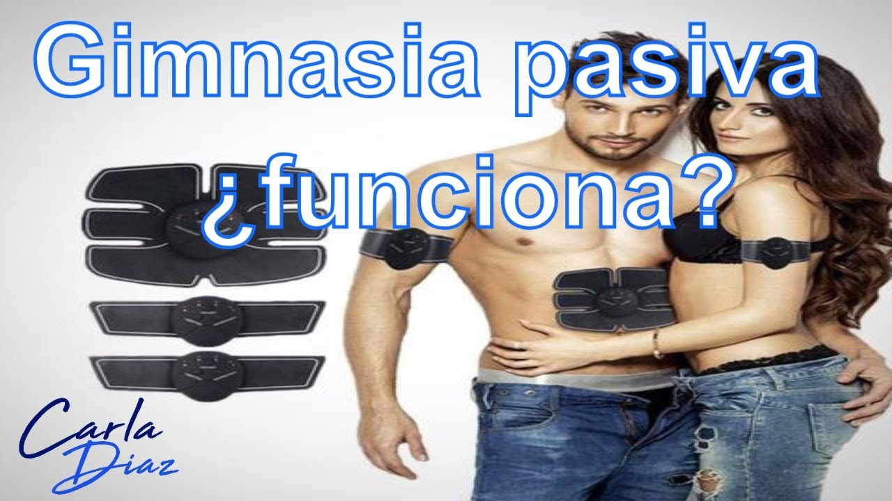 Gimnasia Pasiva Funciona Start Fat Burning Review Youtube