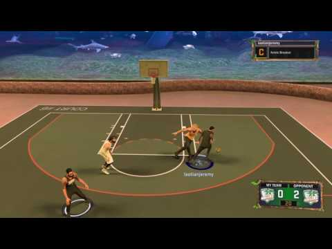 NBA 2k17 Ankle Breakers & Trick Shot's