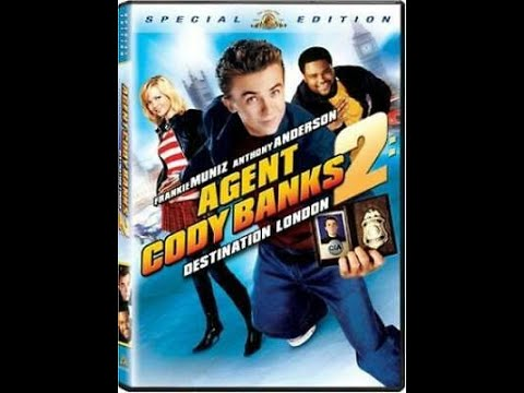 Download Opening To Agent Cody Banks 2:Destination London 2004 DVD