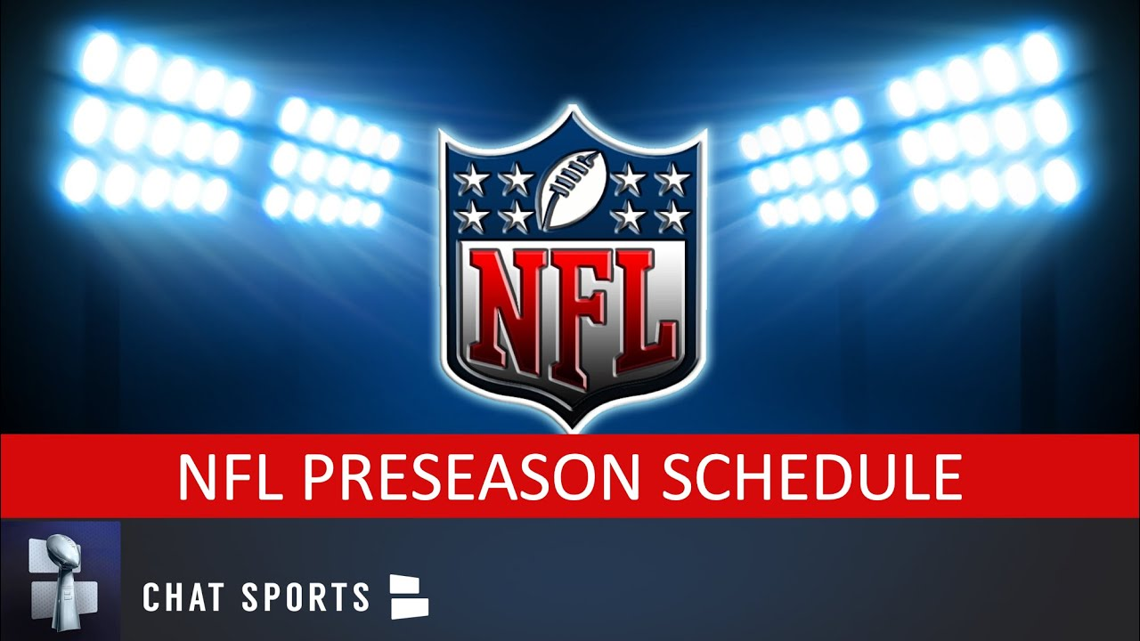 NFL schedule Week 2: TV, dates, times and more