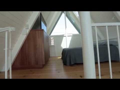 Malibu A-Frame Beach House For Rent