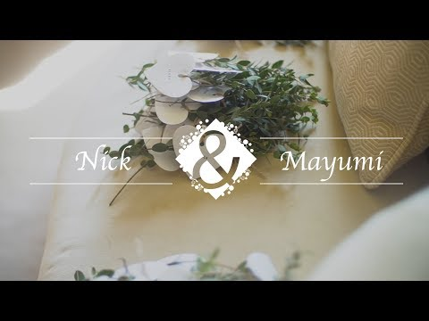 Nick & May's Wedding Highlights Reel