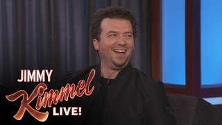 Danny McBride's 5-Year-Old Son Told His Dad's Tasteless Joke at School