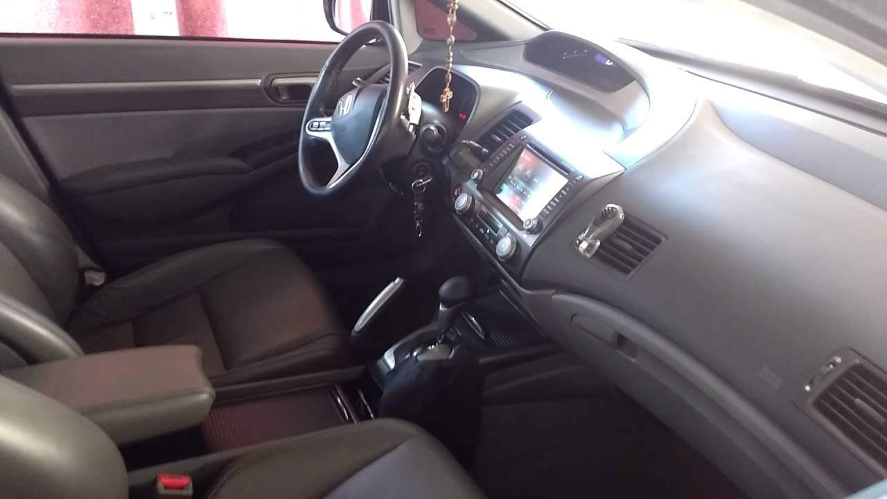 Amazing Mostrando Um Pouco Do Honda Civic EXS 2008