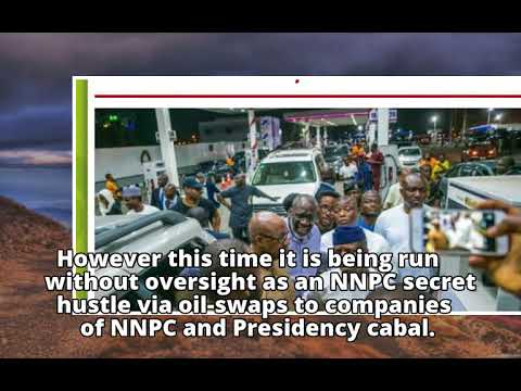 VIDEO: Osinbajo's Confession That The Fuel Subsidy Is Back, Secretly Run By NNPC