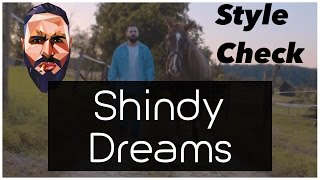 Shindy im Style Check - Dreams | Always Overdressed