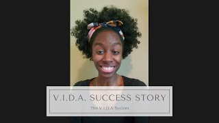 Sade Ferrier, AMFT shares her experience with the V.I.D.A. System
