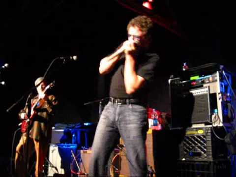 LEE OSKAR - Lee's Blues TUPELO MUSIC HALL 10-10-09 CLIFFYUNO