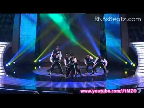 SKB Dance Crew  Australia's Got Talent 2011 Semi Final!  FULL  Street Kulture Breakers
