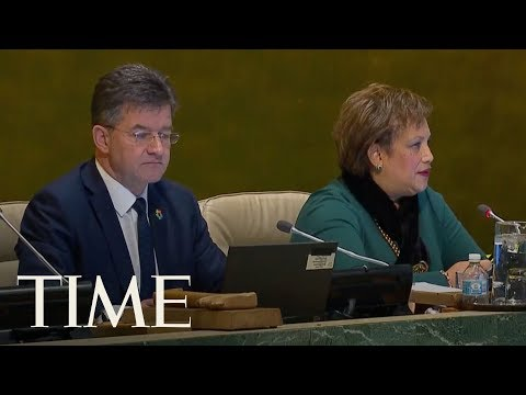 U.N. General Assembly Overwhelmingly Votes To Declare Trump's Jerusalem Move 'Null And Void' | TIME