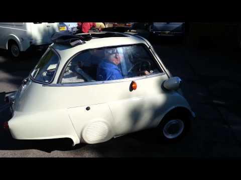 Bmw isetta 300 bubble car  rhd uk