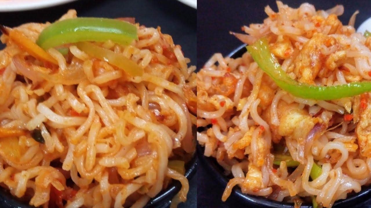 చిటికలో అయిపోయే రెండు స్నాక్స్ కేవలం ౧౦ నిమిషాల్లో పిల్లలు మళ్ళి మళ్ళి అడుగుతారు || 2 Maggi recipes