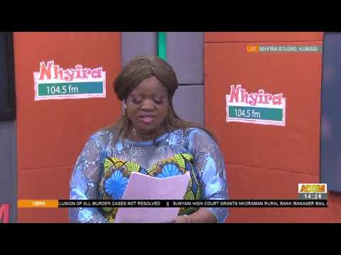 Give My Share of The Property - Woman demands -Obra on Adom TV (21-5-21)