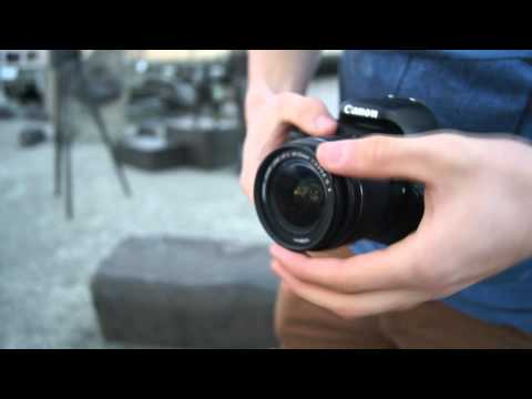 Canon 18mm-55mm Lens - How To Use Manual Focus