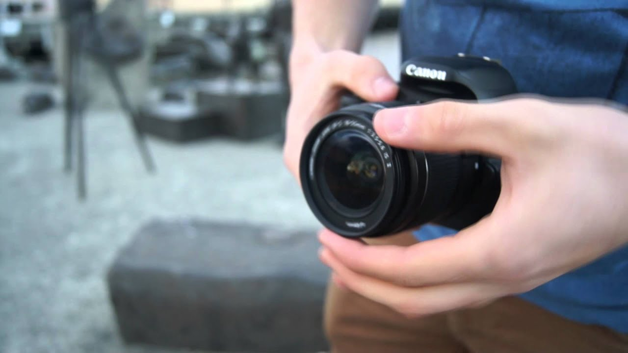 canon 18mm 55mm lens how to use manual focus youtube rh youtube com Canon DSLR Canon EOS 600D