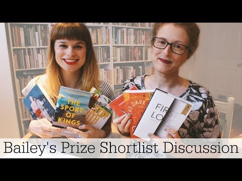 Baileys Women's Prize for Fiction Shortlist Discussion w/ Jen Campbell | Ad