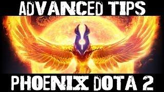 Advanced Tips for Phoenix - Dota 2 Hero Guide