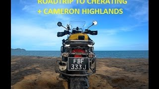 motorcycle roadtrip singapore to cherating cameron highlands malaysia