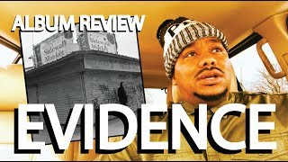 Evidence ('WEATHER OR NOT' ALBUM REVIEW) REACTION / RANT