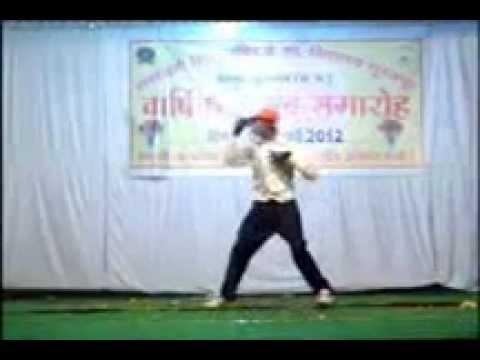 Manish Sahu Dance Hip-Hop-Saraswati Shishu...