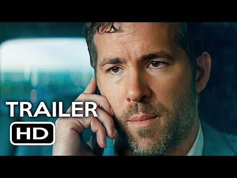 The Hitman's Bodyguard Official Trailer #3 (2017) Ryan Reynolds, Samuel L. Jackson Action Movie HD