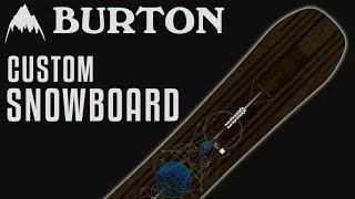 2018 Burton Custom Snowboard - Review - TheHouse.com