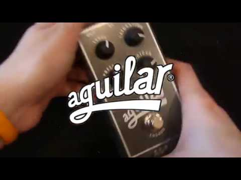 Strings Quick Demo : Aguilar ARGO Bass Overdrive pedal demo