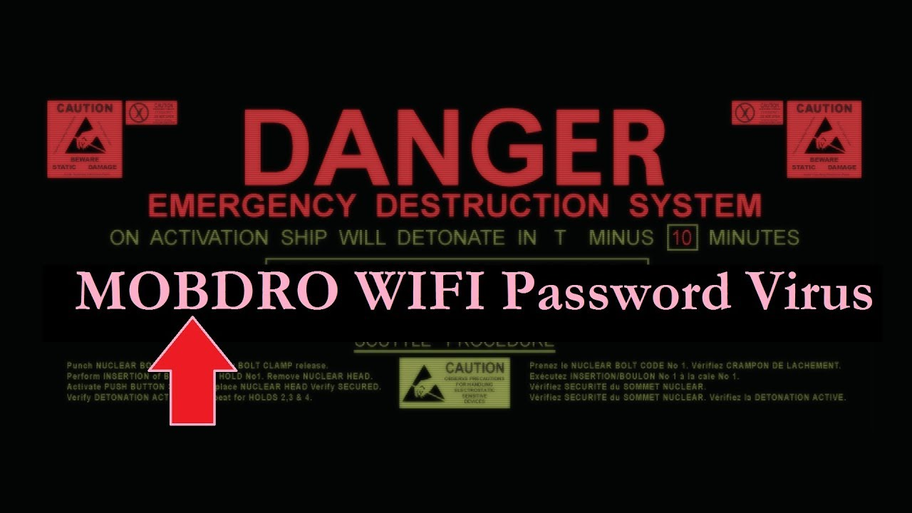 Warning mobdro busted for wifi malware