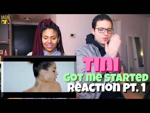 TINI - Got Me Started Reaction Pt.1