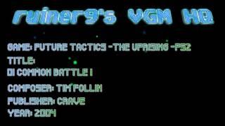 Future Tactics -The Uprising -PS2 01 Common Battle I