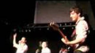 The Chocolate Rockets - Push It Up Live