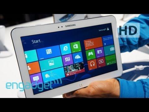 Samsung ATIV Tab 3, un delgadísimo tablet con Windows 8 | Engadget en español