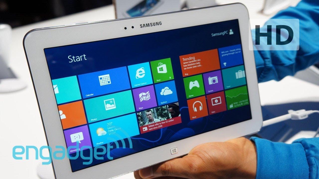 samsung ativ tab 3 un delgad simo tablet con windows 8