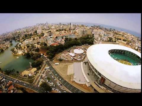 Fonte Nova Arena - Salvador - Bahia - Brasil