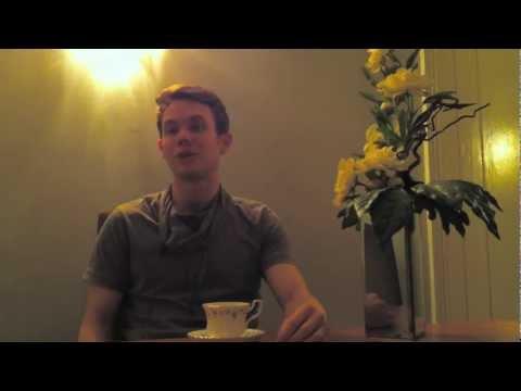 Joseph Davenport - Tea With Wilma - Matilda the Musical