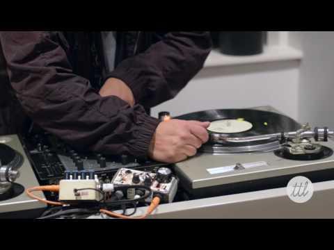 Kid Koala Live DJ Set at New Turntable Lab Storefront - Moon River (Pt.3/3)