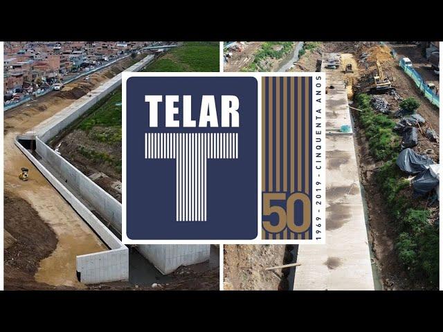 Obras na cidade de Bogotá • Telar Engenharia