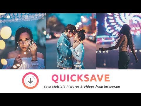 Quick Save for Instagram Photo and Video download 1