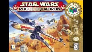 Star Wars Rogue Squadron Soundtrack - Crix Madine