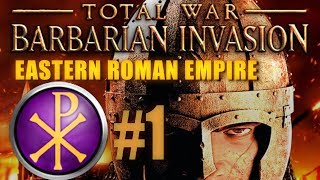 Video Rome: Barbarian Invasion - Eastern Roman Empire Campaign #1 download MP3, 3GP, MP4, WEBM, AVI, FLV Agustus 2017