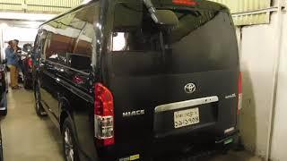 Toyota Hiace Super GL 2014 | used hiace super gl in bangladesh | toyota micro bus | 01915371822