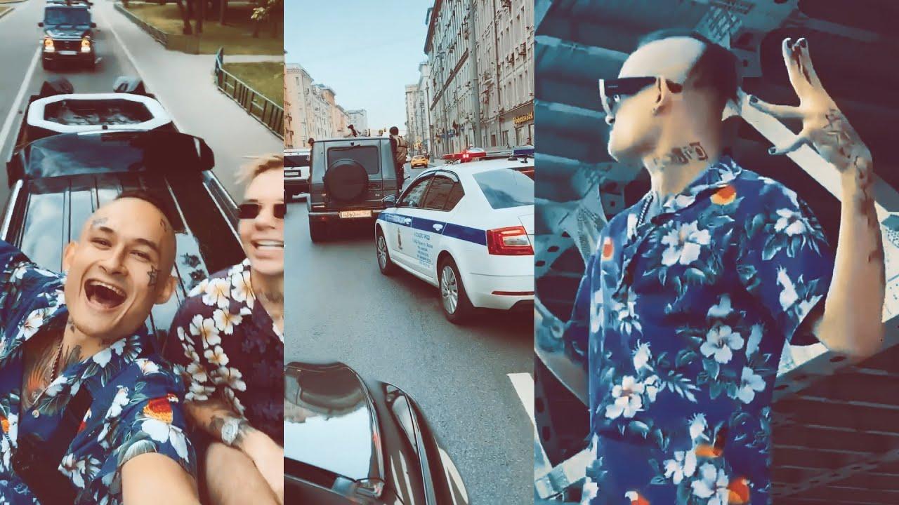 «День Кадиллака» в Москва-Сити