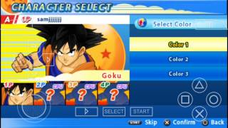 How to do fusion dragon ball z tenkaichi tag team