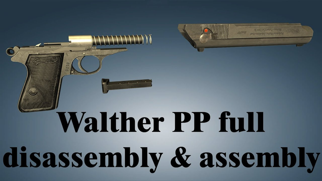 Walther Pp Parts Diagram | Wiring Diagram